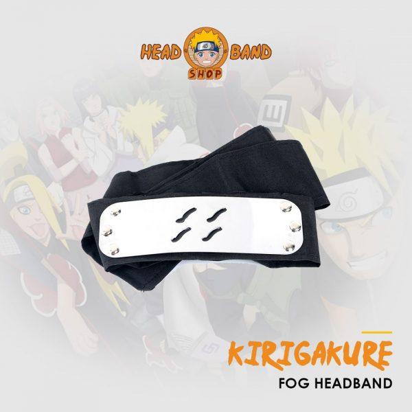 Naruto Headband Hidden Mist Village