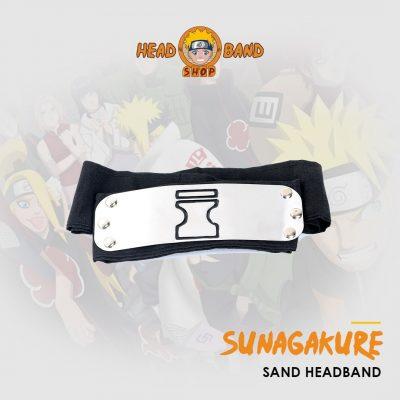 Naruto Headband Hidden Sand Village