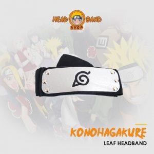 Naruto Headband – Hidden Leaf Village