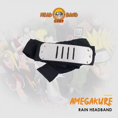 naruto headband hidden rain village
