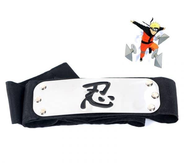 Naruto Headband Allied Shinobi Forces (Shinobi Rengōgun) 3